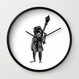 Insurgent Wall Clock