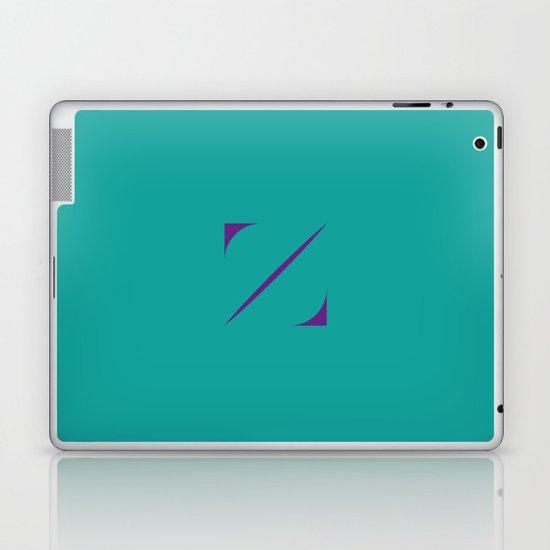 Z like Z Laptop & iPad Skin