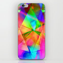Prismatic iPhone Skin