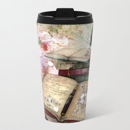 little pieces of me Metal Travel Mug