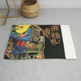Horror in the Dark - the Pre-Code Collection Rug