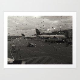 Flight One Art Print