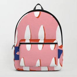 Abstract Drops Backpack