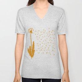 1000 Wishes by Seasons K Designs Unisex V-Neck