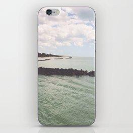 florida waters iPhone Skin
