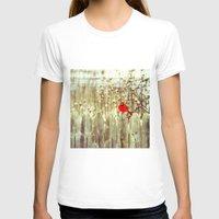 cardinal T-shirts featuring cardinal by Bonnie Jakobsen-Martin