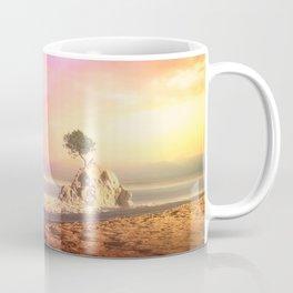 A Solitary Tree Coffee Mug