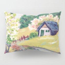 Spring Alpine Pillow Sham