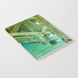 Sun Under the Bridge Notebook