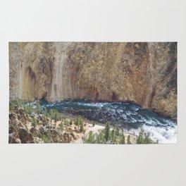 Yellowstone River Rug