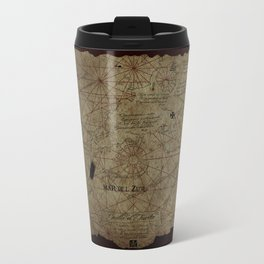 Goonies Treasure Map Travel Mug