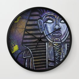 Pharoahz Wall Clock