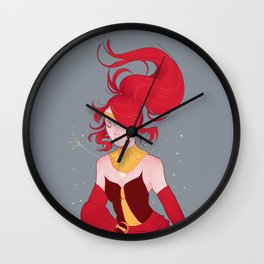 Valkyria Wall Clock