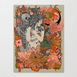Lover Canvas Print