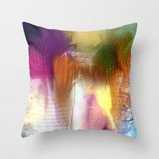 Tender Desire Throw Pillow