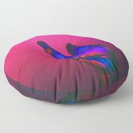 Hand Aesthetic 3 Floor Pillow