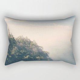 Fog Machine Rectangular Pillow