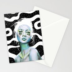 Hybrid Daughters III Stationery Cards