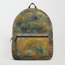 """Auguste Renoir """"Étude de baigneuses"""" Backpack"""