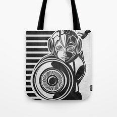 Megaman Geek Line Artly Tote Bag