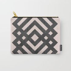 Geometric loop Carry-All Pouch