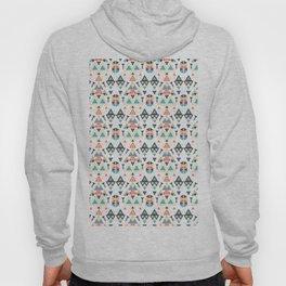 mayan pattern Hoody