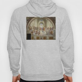 Raphael - The School of Athens Hoody