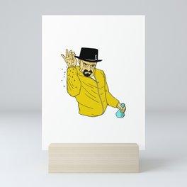 Meth Bae Mini Art Print