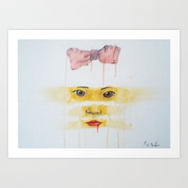 always looking, always learning Art Print
