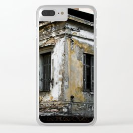 # 214 Clear iPhone Case