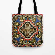 Royal I Tote Bag