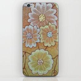 Garland of Daisies iPhone Skin