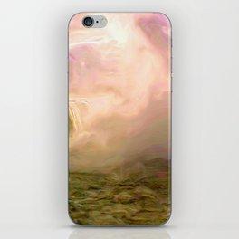 Evening Glow iPhone Skin