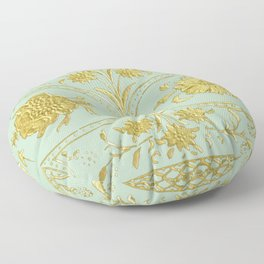 sunshine over versailles Floor Pillow