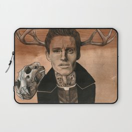 Blessed Father Laptop Sleeve