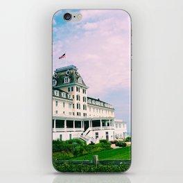Ocean House Hotel in Watch Hill Rhode Island iPhone Skin