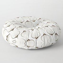 """Art Deco . No. 18 """"Shells."""" Floor Pillow"""
