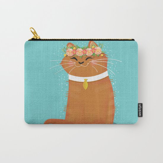 My Fair Kitty Carry-All Pouch