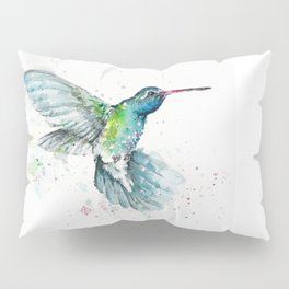 Hummingbird Flurry Pillow Sham