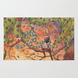 Ode to The Giving Tree Rug