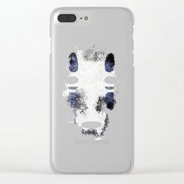 No-Face (Kaonashi) Clear iPhone Case