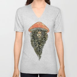 swamp wizard Unisex V-Neck