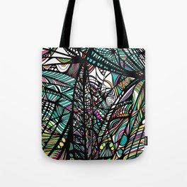 Transcend rainbow Tote Bag