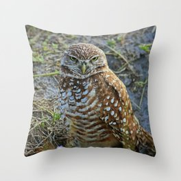 Yes, I'm Serious Throw Pillow