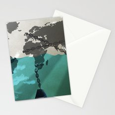 greed Stationery Cards