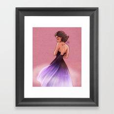 Love, Rosie Framed Art Print