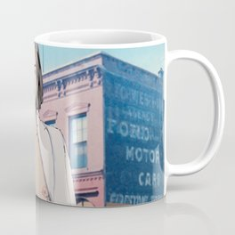 Stylish Girl Coffee Mug