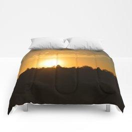 Everlasting Sunset Comforters