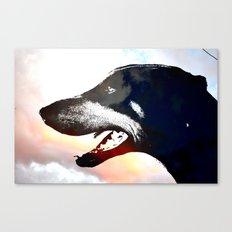Troy Canvas Print