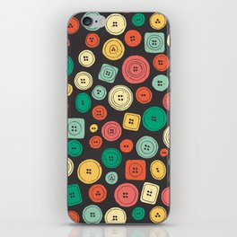 The other buttons... iPhone Skin